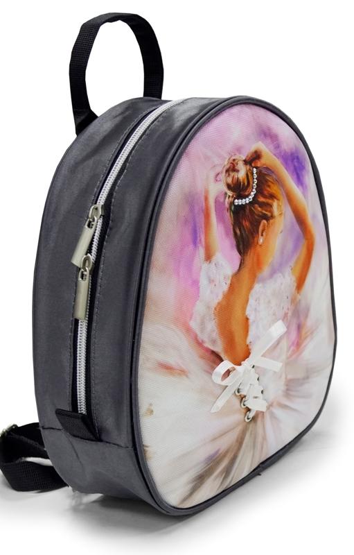 "218 Рюкзак ""Балерина"""