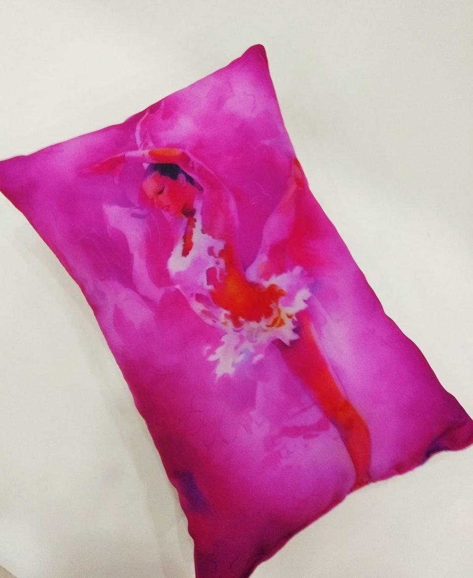 Подушка для растяжки